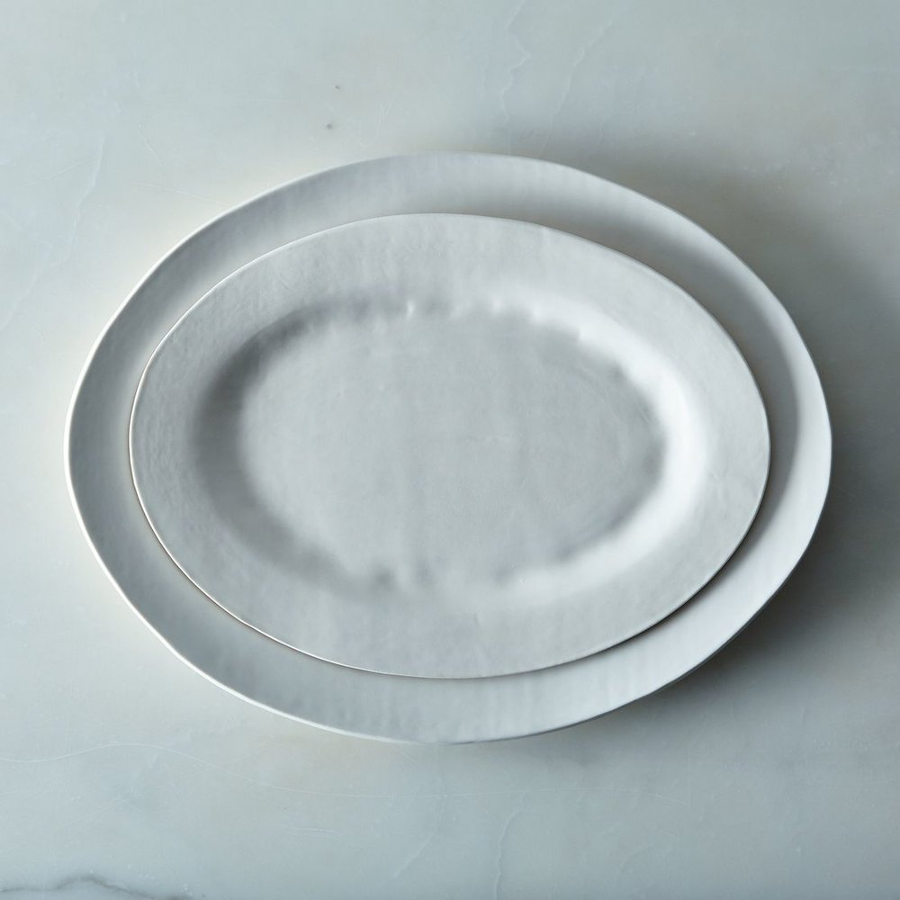Food52 Handmade Oval Serving Platter, by Looks Like White.jpg
