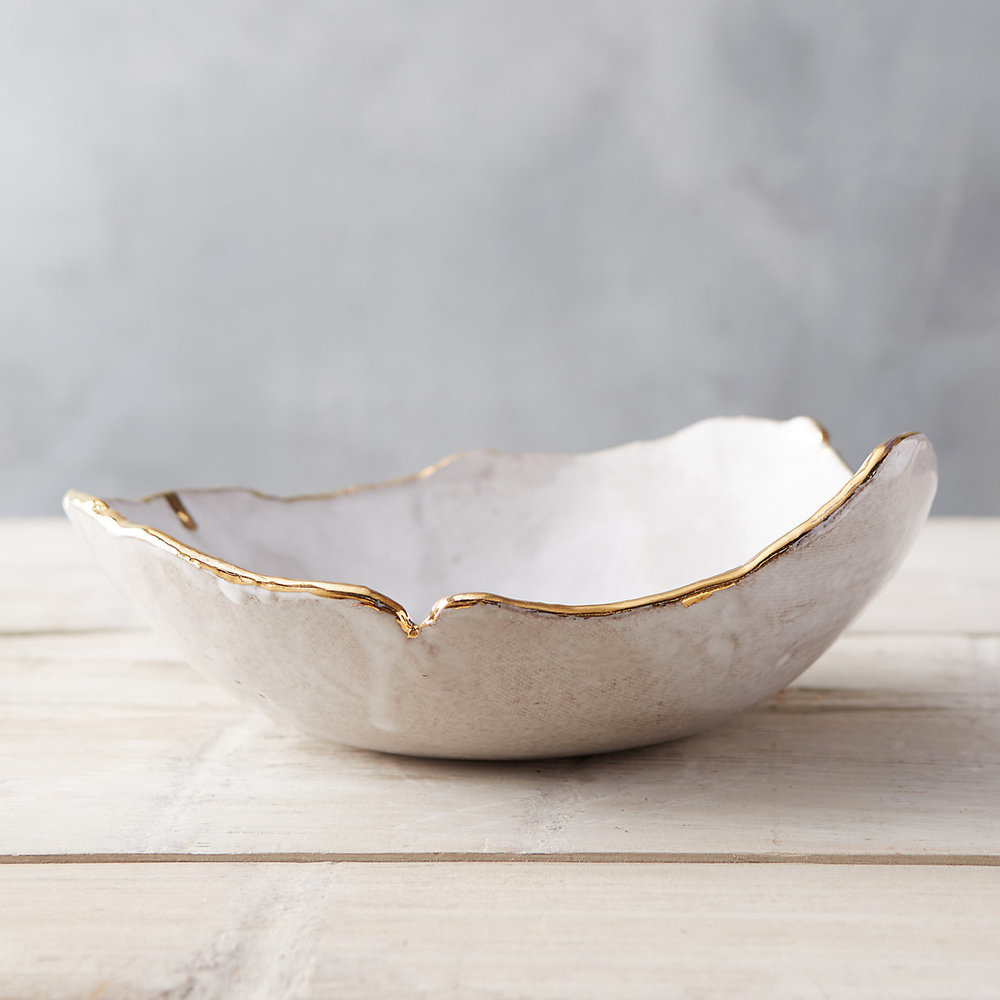 Golden Edge Earthenware Bowl.jpeg