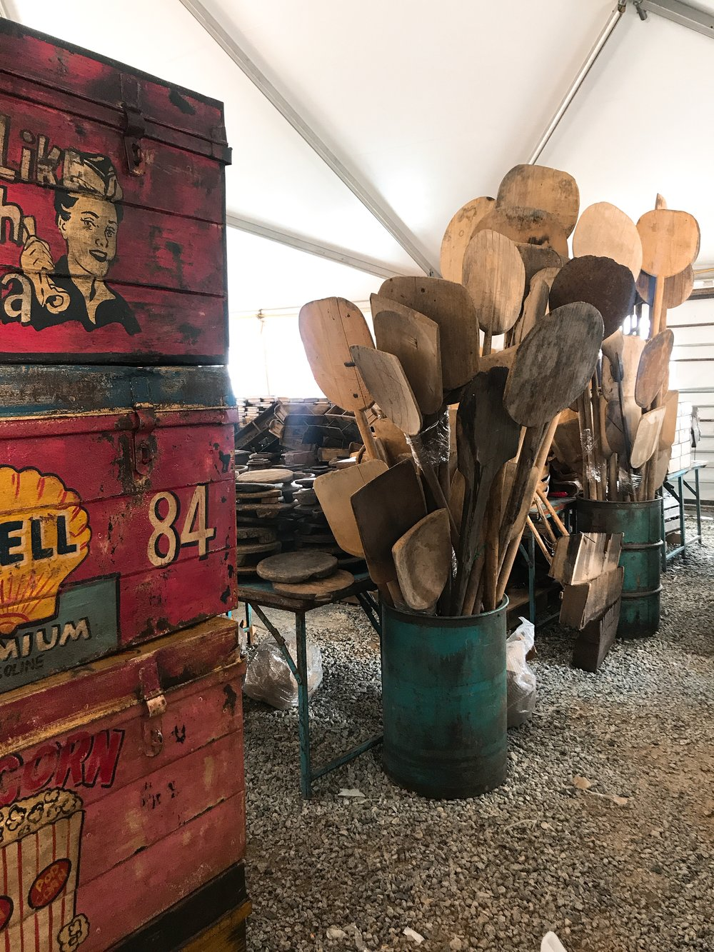 French Antique Shopping at High Point Market | boxwoodavenue.com