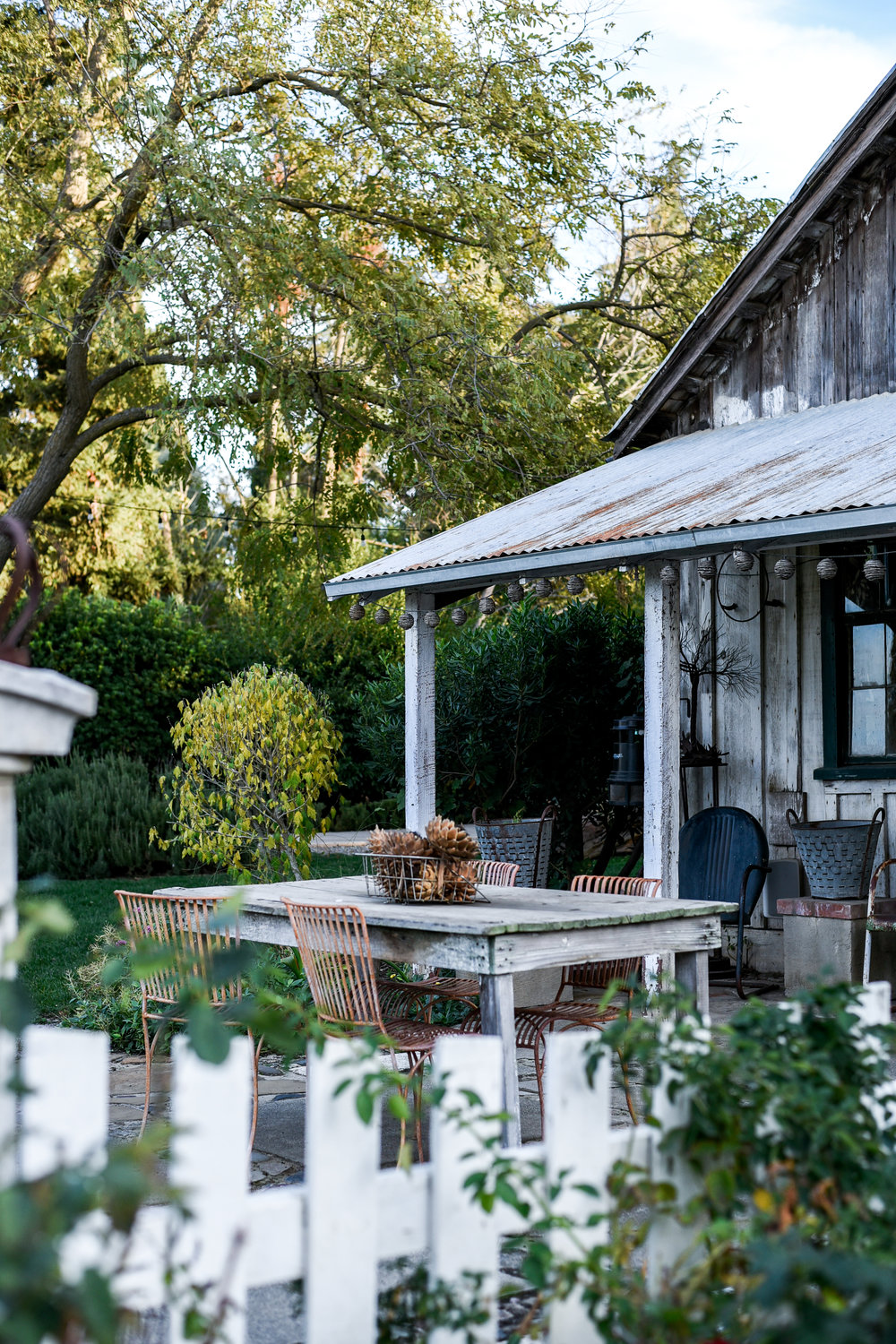 Beautiful Bed & Breakfast in Northern California | boxwoodavenue.com