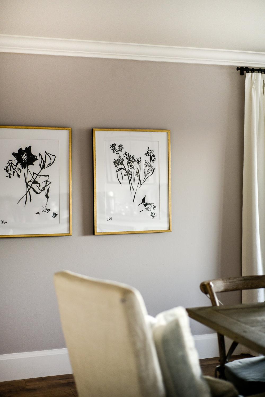 Perfect White Trim Paint Color | boxwoodavenue.com