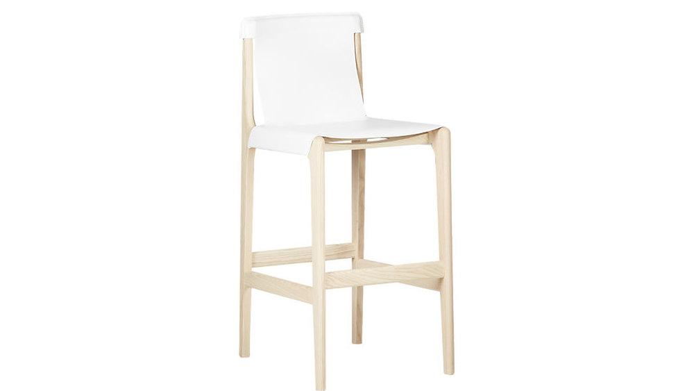 Modern farmhouse kitchen counter stools