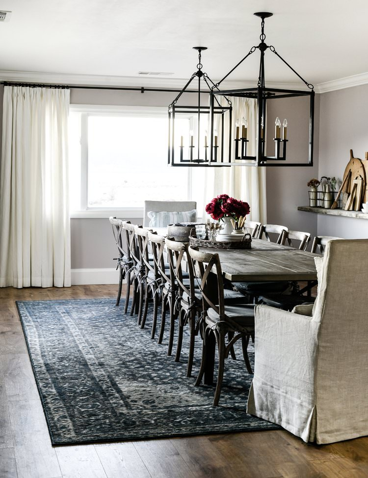 How To Pick A Proper Rug Size For A Room | Boxwoodavenue.com