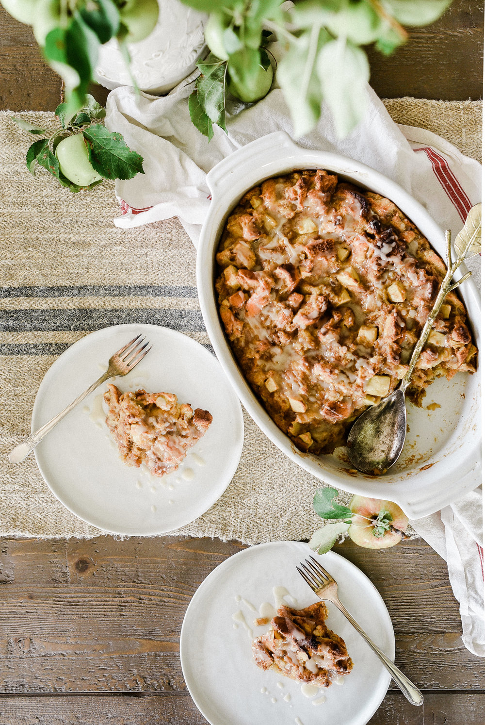 Delicious fall apple recipes