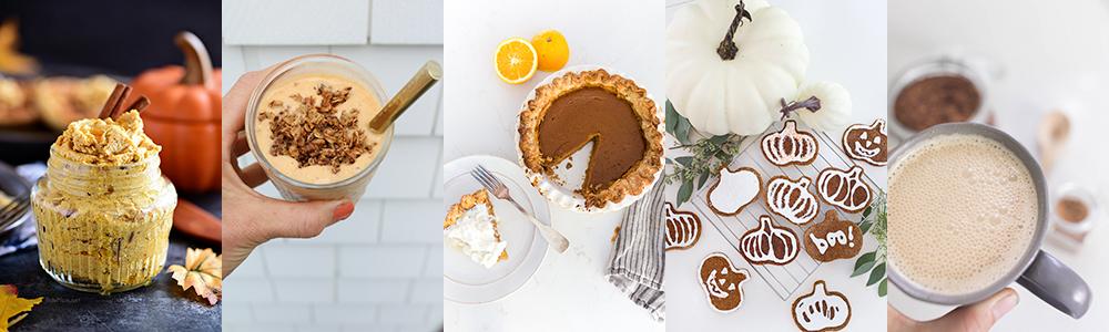 pumpkin recipes for fall from boxwoodavenue.com