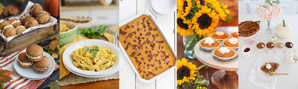 Pumpkin recipes for autumn boxwoodavenue.com