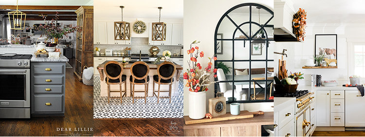 fall decorating ideas a modern farmhouse kitchen boxwood avenue