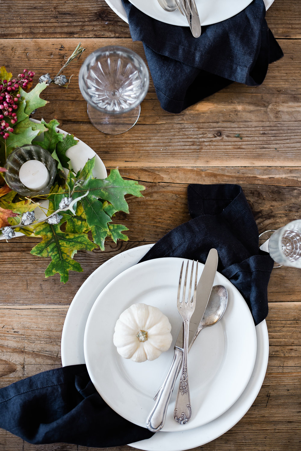 Thanksgiving tablescape ideas from Boxwood Avenue | #thanksgivingdecor #thanksgivingtablescape
