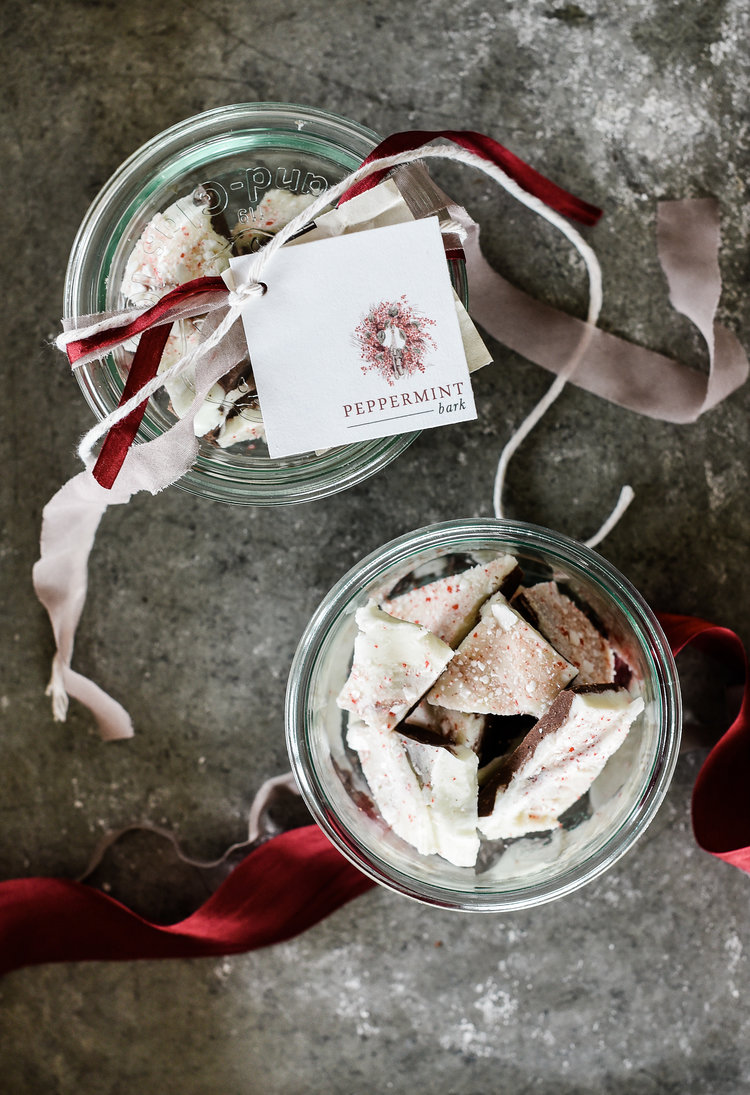 Delicious Homemade Christmas Treats: Peppermint Bark with Free ...