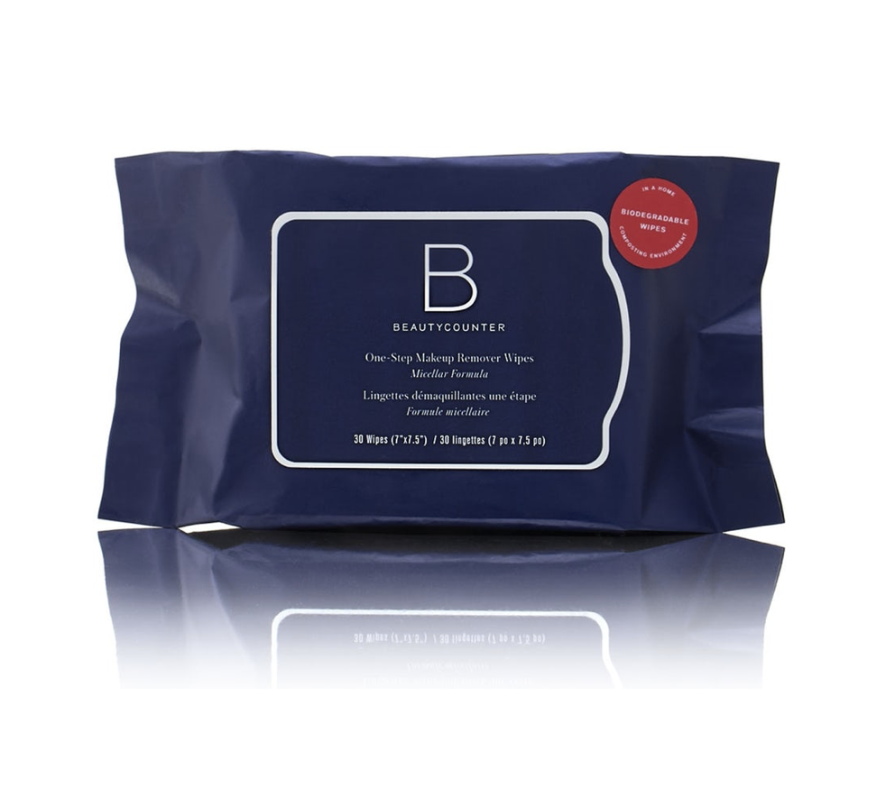 Best non-toxic makeup cleansing wipes