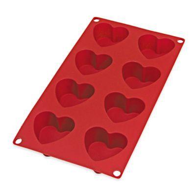Valentine's Day heart shaped kitchen mold