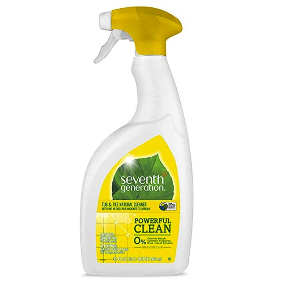 Green Clean Tile & Tub Cleaning Solution all Natural