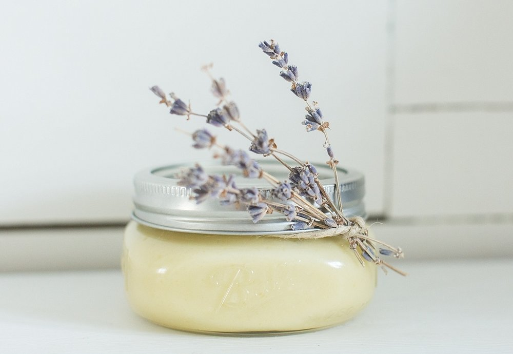 DIY Whipped Body Butter for all-natural beauty from Farmhouse on Boone