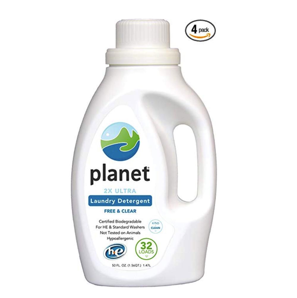 Best green clean laundry detergent