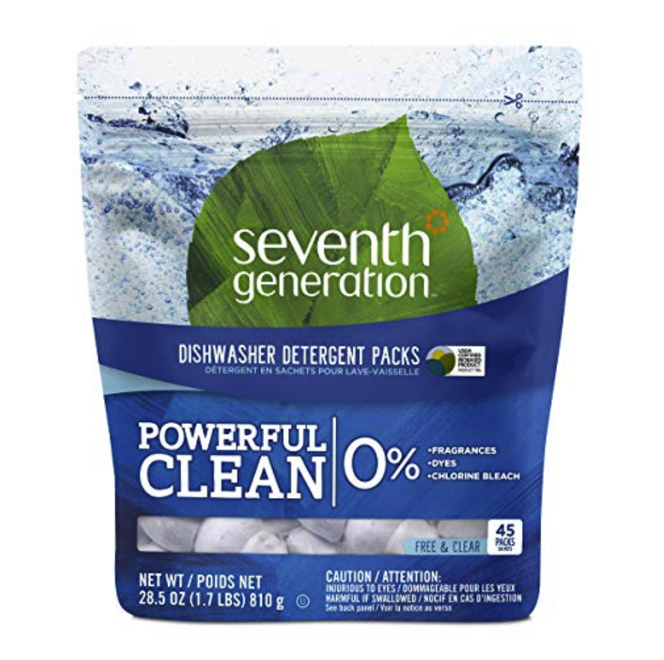 Best laundry detergent for green clean dishes