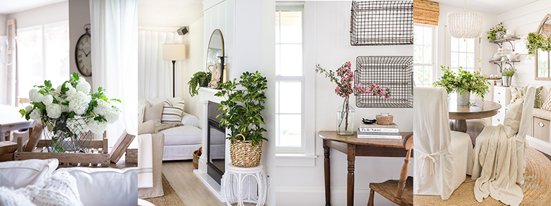 Summer Home Decorating Ideas