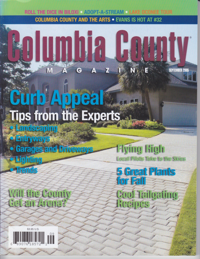 All in a Day's Play - Columbia County Magazine, September 2005