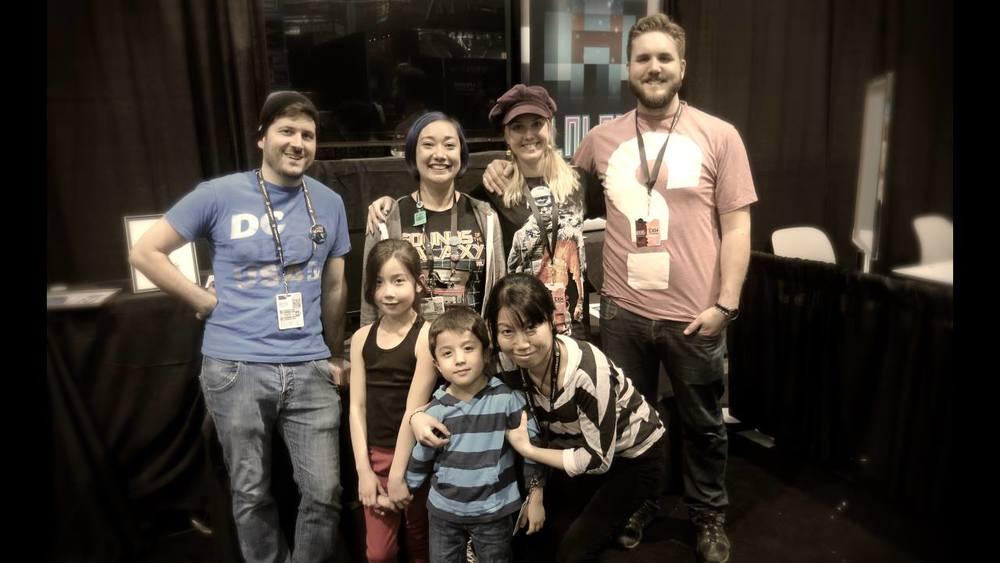 The a.n.n.e. 2015 crew