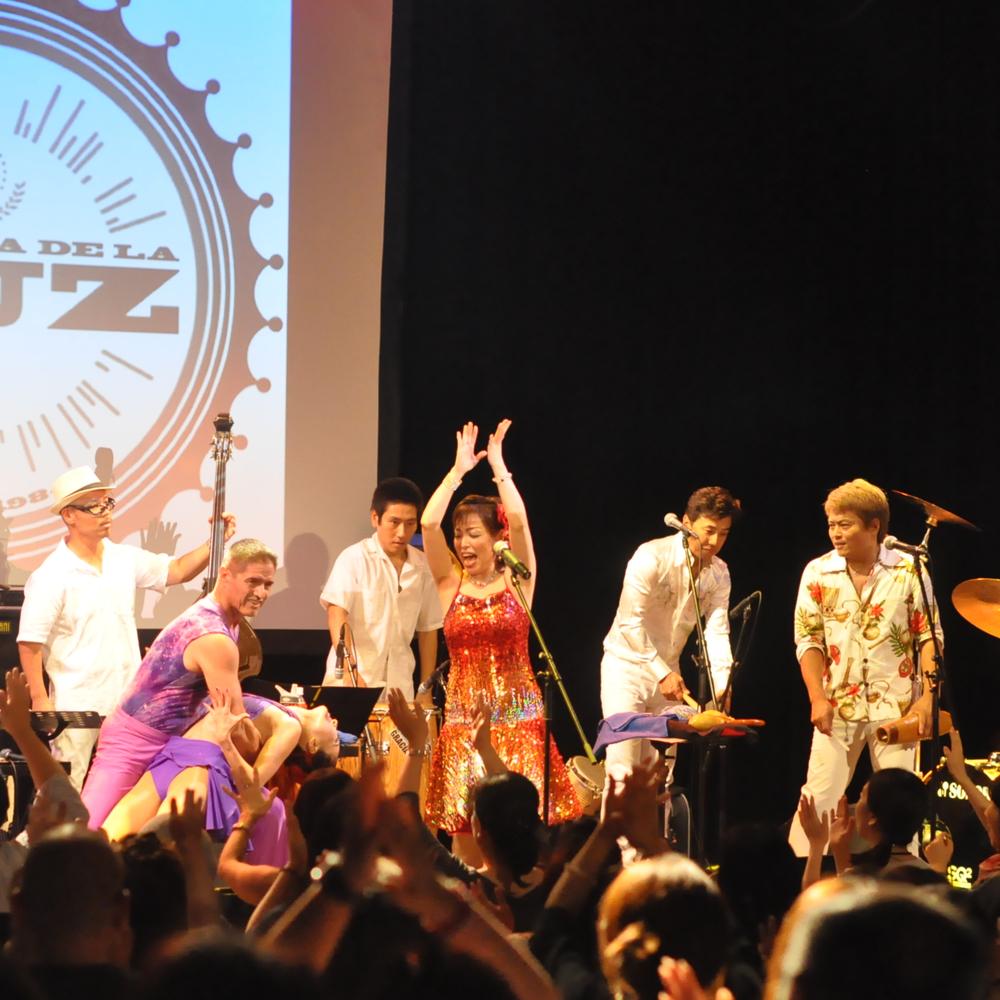 ORQUESTA DE LA LUZ 30th Anniversary!!! 祝!日本ラテン化計画♪ 〜30年の奇跡の軌跡〜  | 2004/10/3 (facebook)