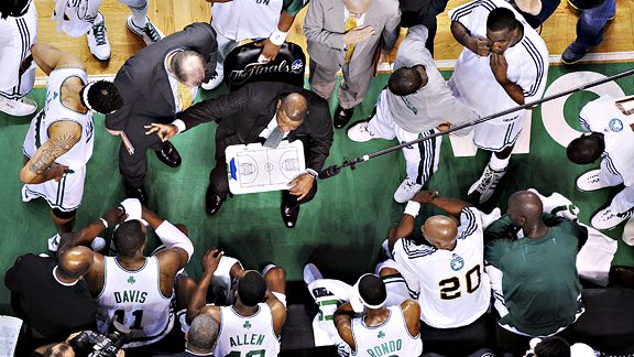 Doc Rivers is one of the most celebrated active coaches, taking the Boston Celtics to the championship in 2008