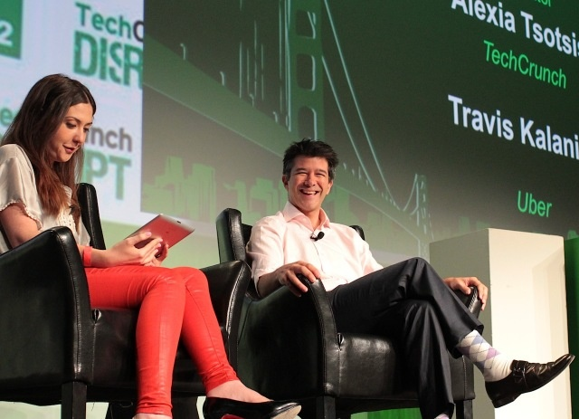 Uber co-founder and CEO, Travis C. Kalanick