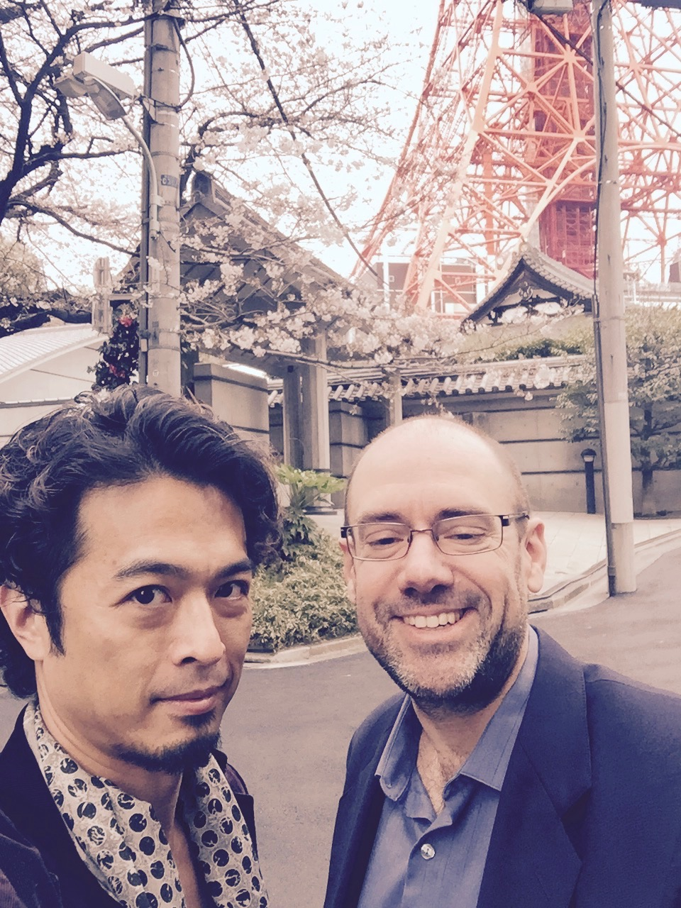 Aymerik and I trolling Tokyo back when he was still with Western Digital Capital