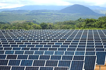 Guanacaste Solar Park Image:Sun Fund Americas