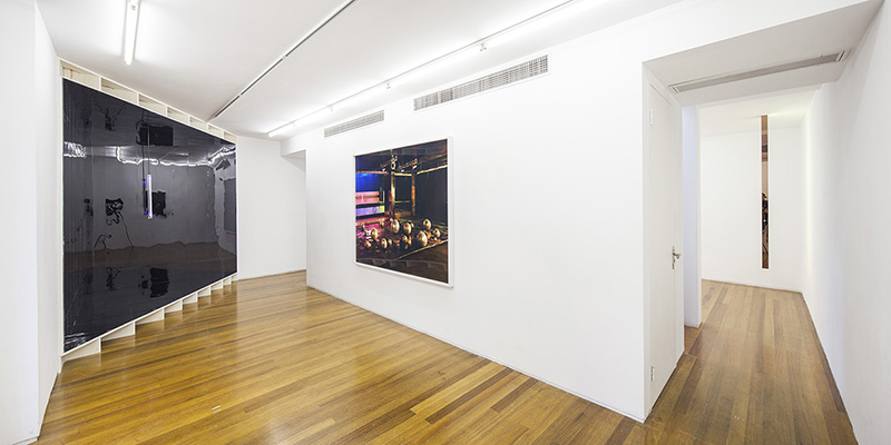 Leo Xu Projects画廊空间, 2015