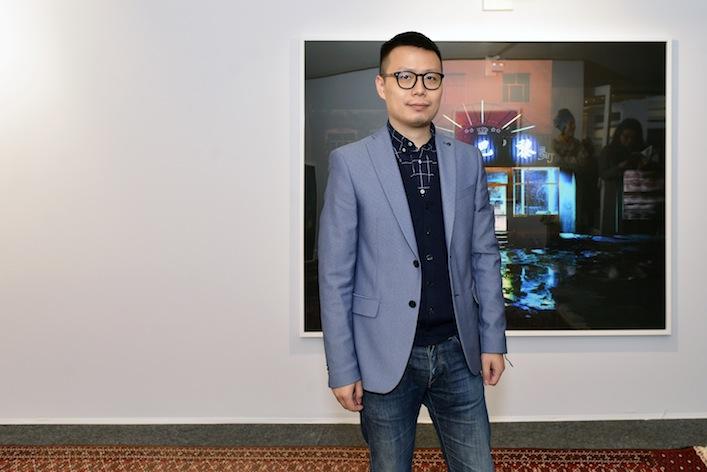 许宇,Leo Xu 是位于上海的  Leo Xu Projects当代艺术画廊的老板,该画廊代理年轻的中国和国际性艺术家。