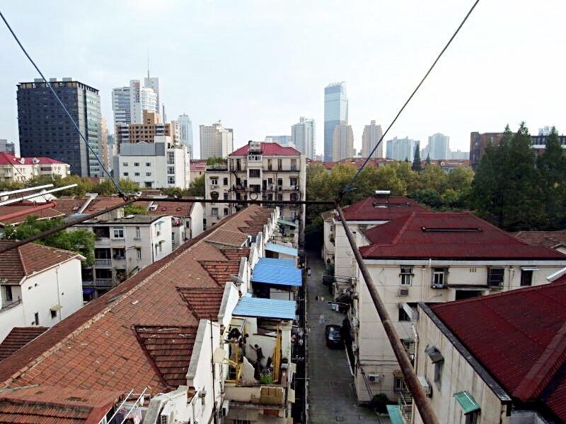 驻留空间地点:上海市愚园路岐山村