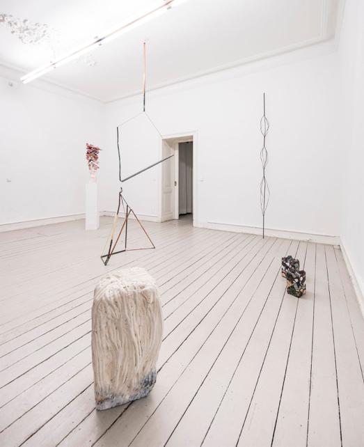 Kristina Berning, Naked Presence, Büro für Brauchbarkeit, Köln, 2015