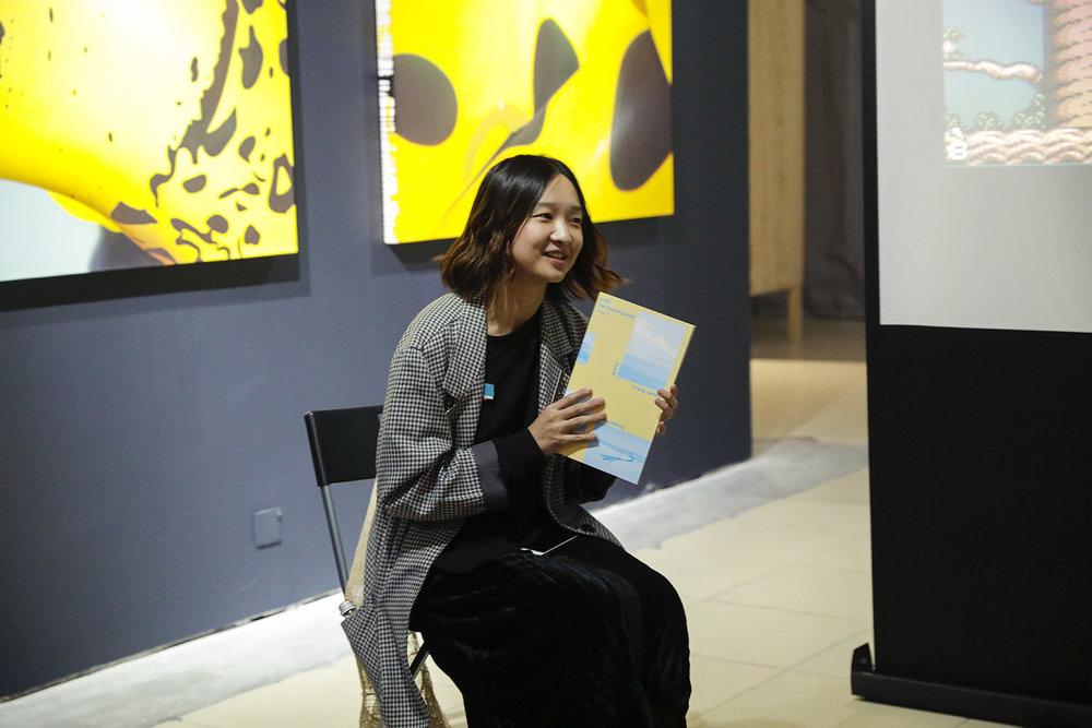 《艺术界》LEAP杂志副主编赖非向大家介绍[soft]杂志