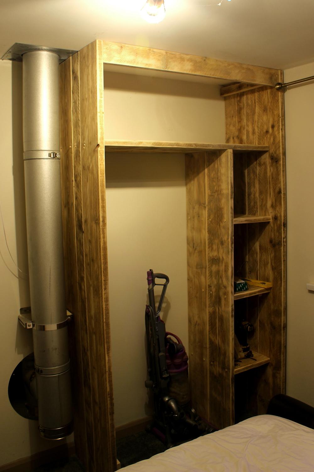 plank wardrobe