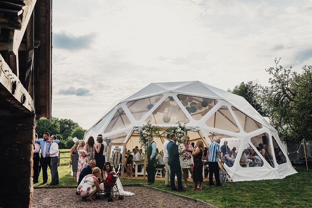 Single Dome -