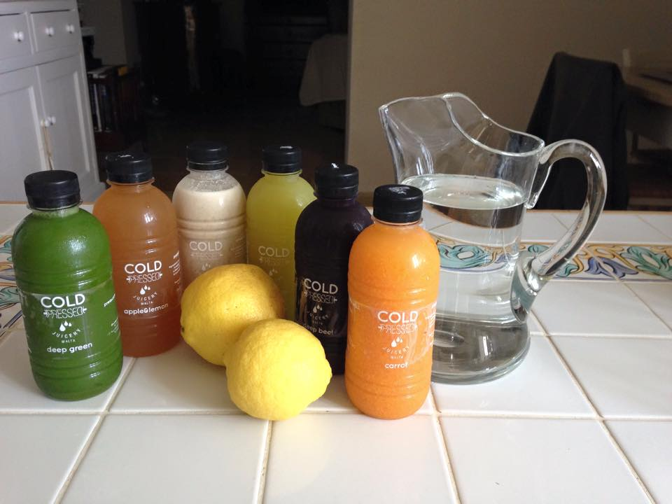 Cold Press Juicery Cleanse