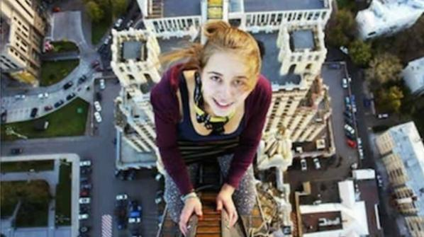 Xenia Ignatyeva, No Fear of Heights