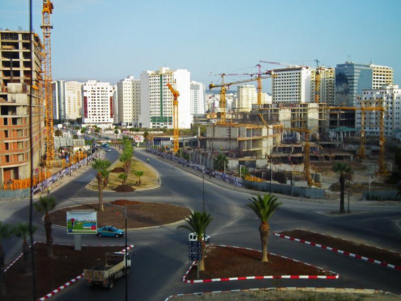 La economia de Tanger y las obras faraonicas