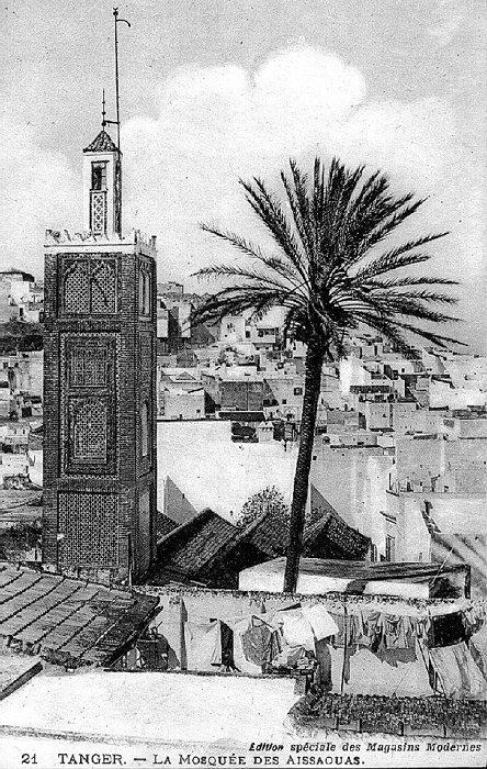 Tanger 19 avril