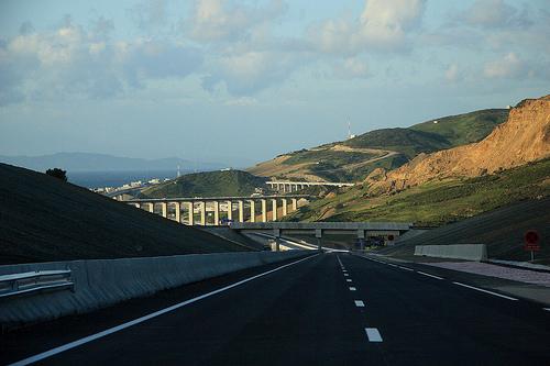 Tanger autoroute