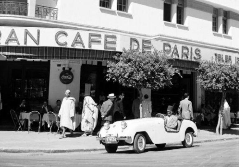 Cafe France International Tangier