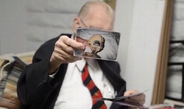 Dr Boyd Bushman : A former Area 51 scientist has claimed aliens are real and friendly