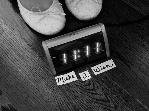 The 11:11 phenomenon