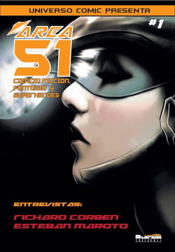 Area 51 Revista 1