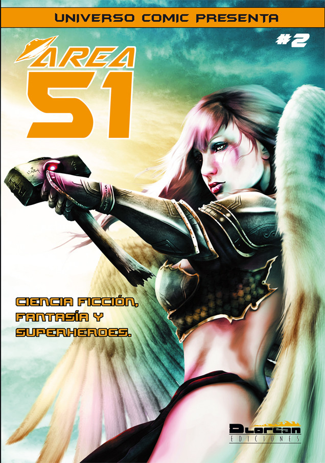 Area 51 revista 2