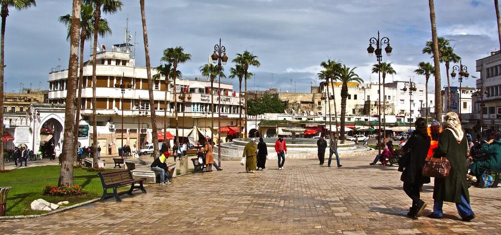 Tanger 9 avril