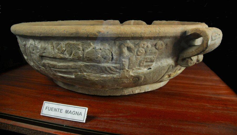 Fuente Magna Bowl
