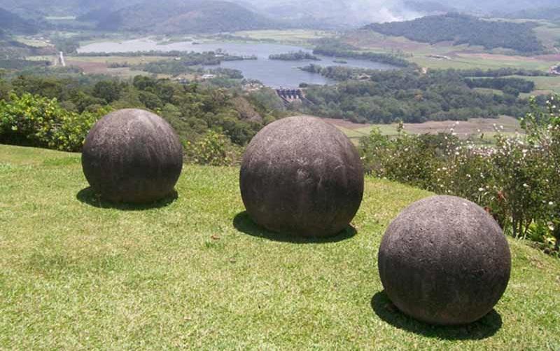 Stone Spheres of Costa Ric