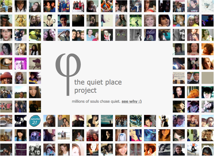 the quiet place project