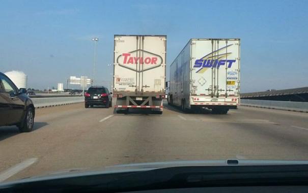 Taylor & Swift