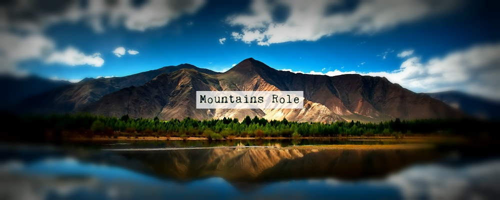 Mountains Role